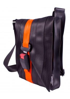 Favorit black and orange- z auto pásů
