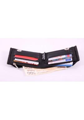 Pánská peněženka champagne z bezpečnostních pásů
